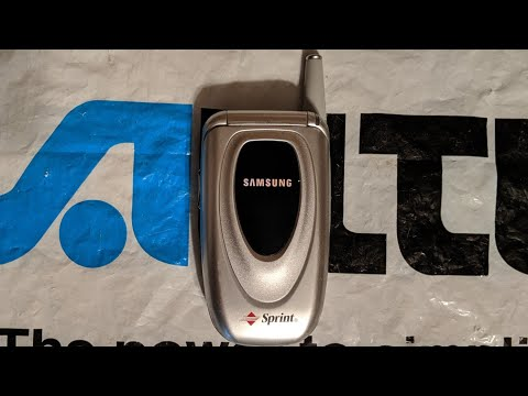 Samsung SPH-M300 Video clips - PhoneArena