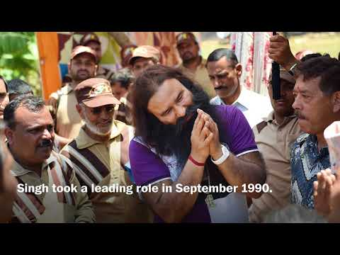 Who is Gurmeet Ram Rahim Singh?