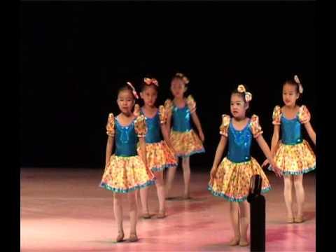 Lollipop - The Ballet School Performance 2014