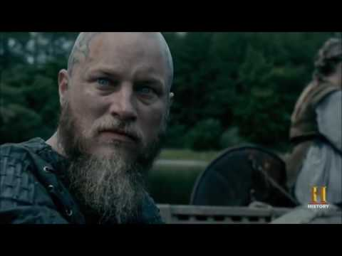 Vikings Season 4 Episode 6 Ragnar vision