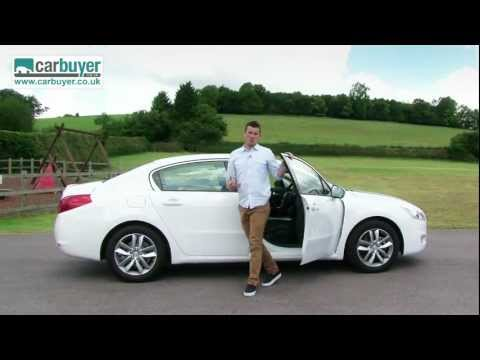 Peugeot 508 saloon review - CarBuyer