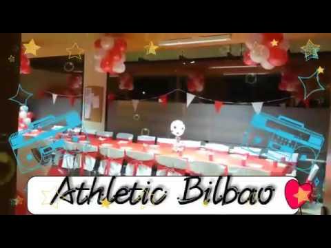 Vanusa decoraciones Athletic Bilbao