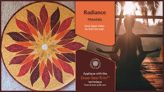 How it was made - DST Radiance Mandala (DST / Time-lapse)