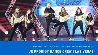 JUMP DANCE TOUR LAS VEGAS 2018  I  Jr. Prodigy Crew I DANCER LILY GOEHRING