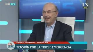 Joaquín Morales Solá: Una sociedad encerrada entre varios cepos
