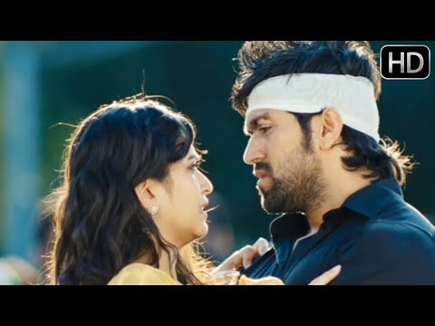 Yash proposes Kruthi | Googly Kannada Movie | Kannada emotional scenes 21 | Yash, Kruthi Karabanda