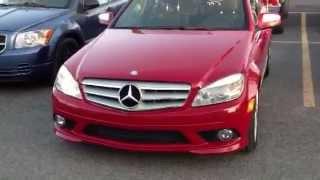 Mercedes c300 2009 usagé à vendre St-Hubert - Automobile En Direct.com