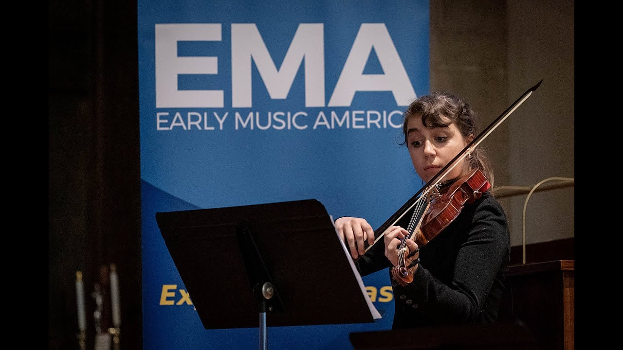 Oberlin Baroque (EMA's 2019 Young Performers Festival)