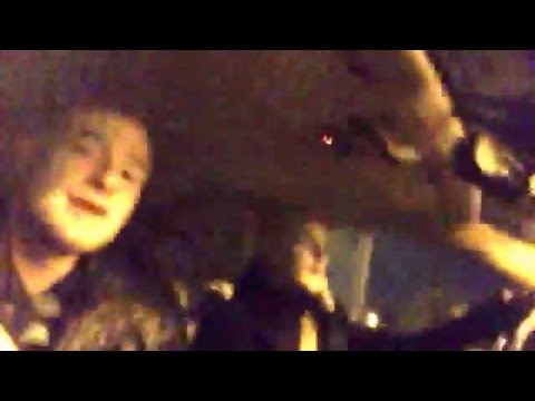 Karaoke with Sanna and John