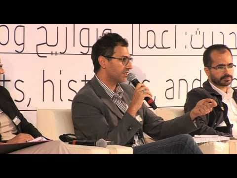 Discussion led by Till Fellrath, Mathaf - AMCA Academic Conference (part 5 of 23)