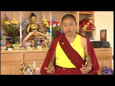 Tibetan Guru teaches Tummo Practice