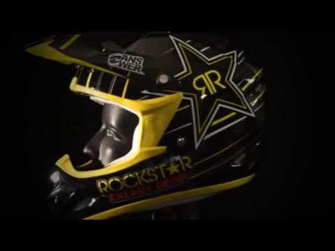 2013 Answer Racing - Comet Rockstar Helmet