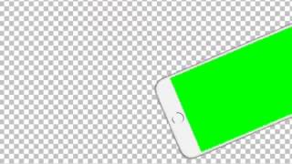 IPHONE GREEN SCREEN TRANSITION 2