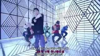 EXO 중독(Overdose) ルビ+歌詞+日本語訳