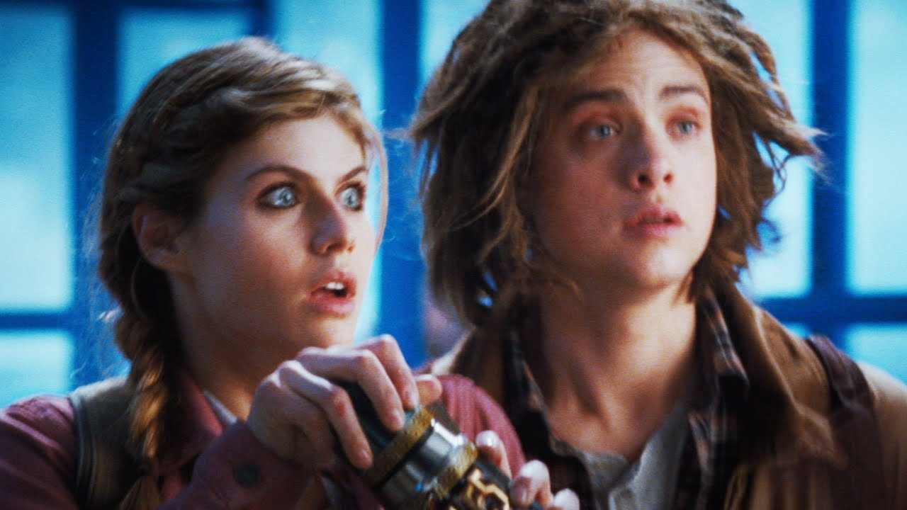 Percy Jackson Sea Of Monsters Trailer 2 Official 2013 Movie Hd Youtube