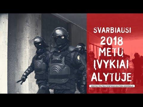 Alytus per metus (2018)