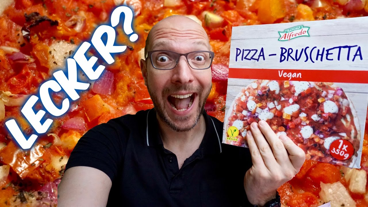 Vegane Pizza im Test