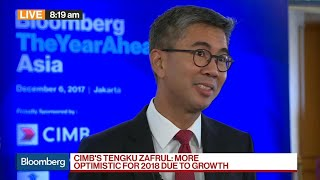 Cimb's Ceo On Return On Equity, Restructuring, Sukuk