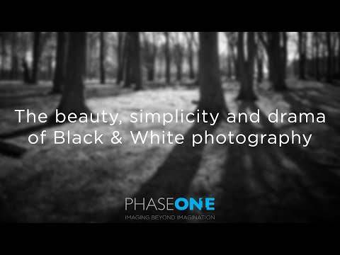 The beauty, simplicity and drama of Black & White photography | Phase One