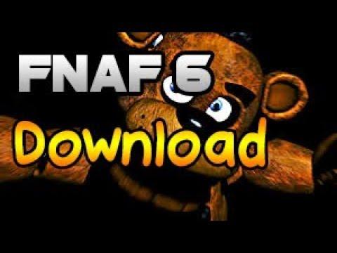 How to Download Freddy Fazbear's Pizzeria Simulator | FNAF 6