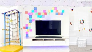 Our Dream Home Playroom Reveal