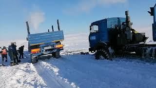 Зимник 2021 дорога в неизвестность, часть 3