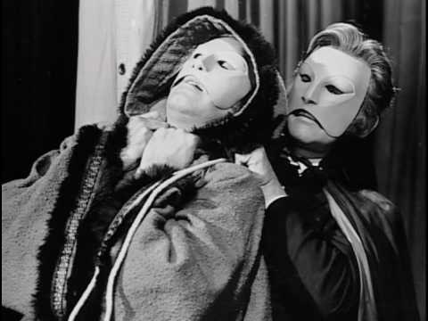Resultado de imagen de the phantom of the opera 1943