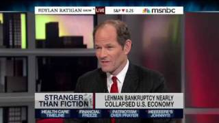 Lehman Brothers fraud explained by Dylan Ratigan, 03-12-10