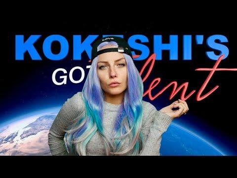 KOKESHI'S GOT TALENT #1