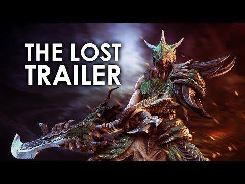 Monster Hunter World︱The Lost Trailer [fan production]