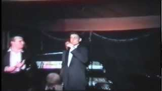 Somebody caught Remo Vinzens on tape singing (LIVE) in a show recorded 2004 Part 2