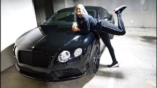 SURPRISING MY GIRLFRIEND WITH HER DREAM CAR!!! **VERY EMOTIONAL**