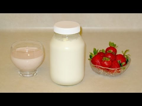 How to Make Yogurt at Home without a Yogurt Maker - Easy Recipe