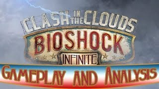 Bioshock Infinite[SEASON PASS]: Clash in the Cloud - Gameplay and Analysis