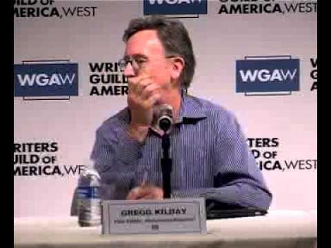 Writers' Program Instructor Moderates WGA Panel