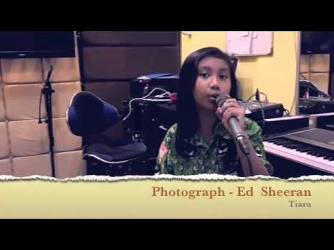 Photograph - Ed Sheeran -  Cover by Tiara