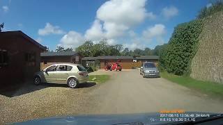 Dashcam Llantwit Major 6 Acorn Campsite