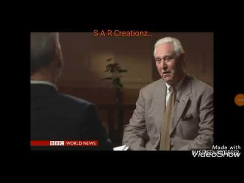 BBC World News Hardtalk Political Strategist Roger Stone Speaking