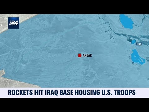 Rockets Hit Iraq Base Housing US Troops