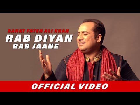 Rab Diyan Rab Jaane Video Song | Rahat Fateh Ali Khan | Ishq Positive | Latest Hindi Song 2016