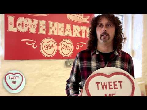 Swizzels Love Hearts #60yearsoflove