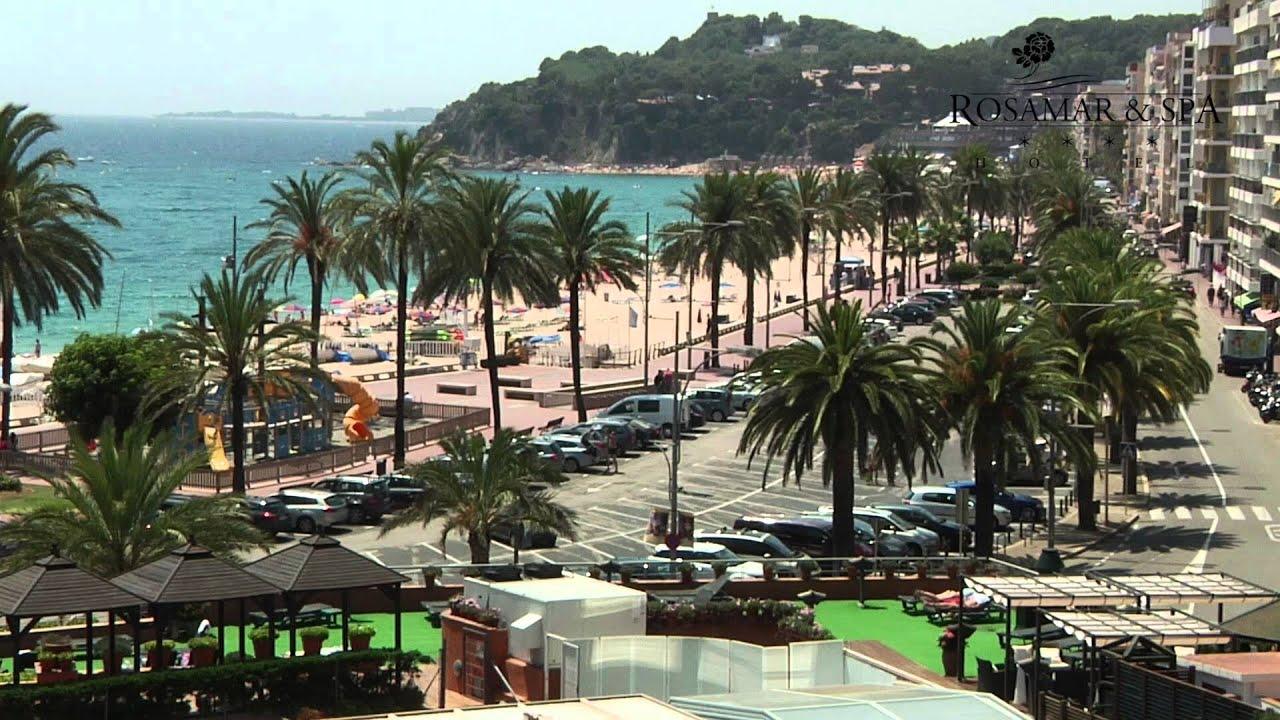 Hotel Rosamar Maritim In Lloret De Mar