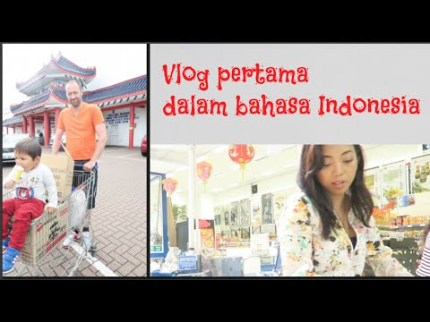 my first vlog | Bahasa Indonesia