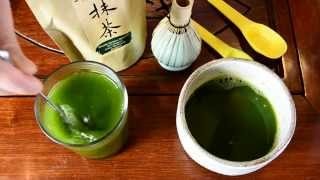 Shade Grown Matcha Brewing Guide