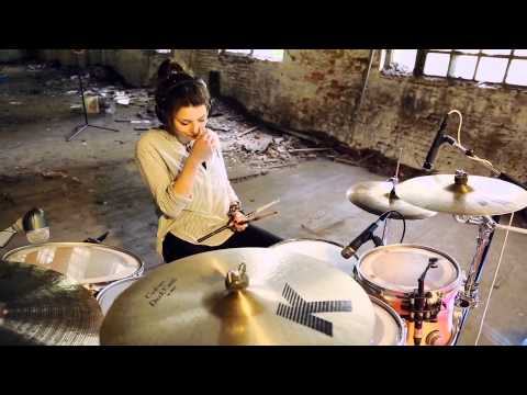 Drum Cover - Susan Chedru - The Raconteurs - Consoler of the Lonely