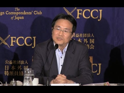 """Ryu Honma: """"Tokyo 2020 sponsors and unpaid volunteers"""""""