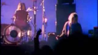 Nirvana - Jesus Doesn't Want Me For A Sunbeam (Live 10/31/91 Paramount Theatre, Seattle Washington)