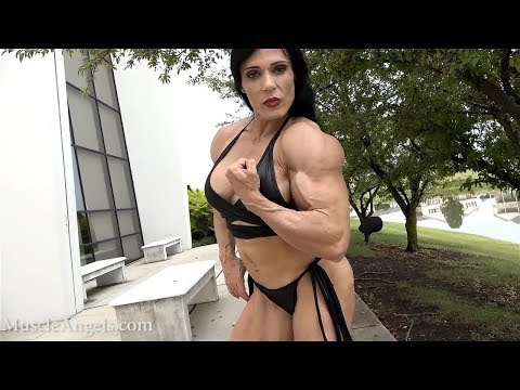 Huge female muscles from Brazil from YouTube · Duration:  2 minutes 17 seconds