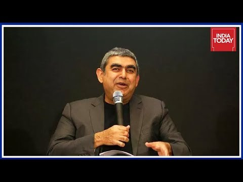 Vishal Sikka Speaks To India Today Over His Resignation As Infosys CEO & MD