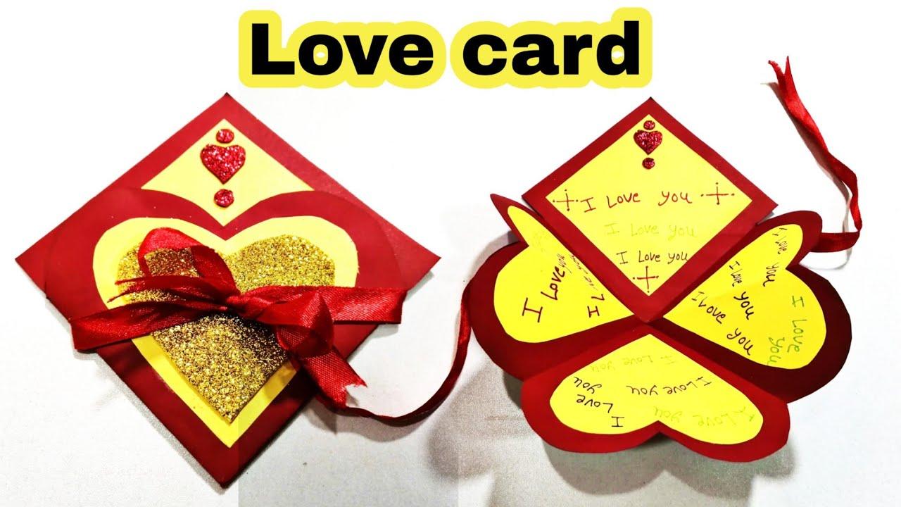55 best valentine day card banane ka tarika  valentines